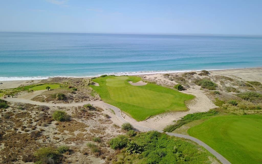 Puerto Los Cabos golf course - by Mike Shubic of MikesRoadTrip.com