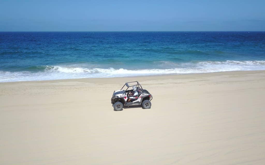ATV riding in Los Cabos - Photo by Mike of MikesRoadTrip.com