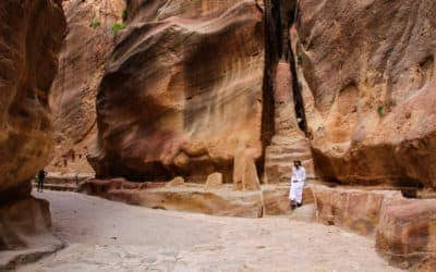 Petra: Get Local at the World Wonder