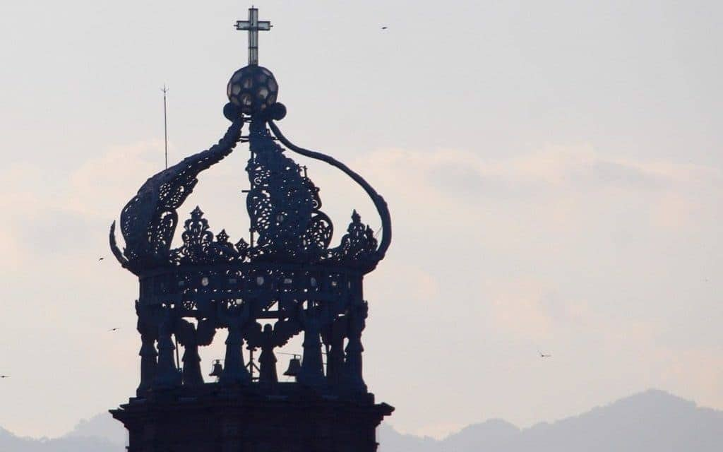 The Church of Guadalupe in Puerto Vallarta, Mexico
