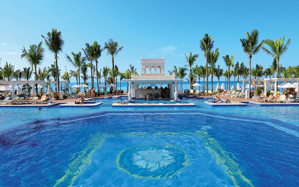 Riu Palace Pacifico in Puerto Vallarta, Mexico