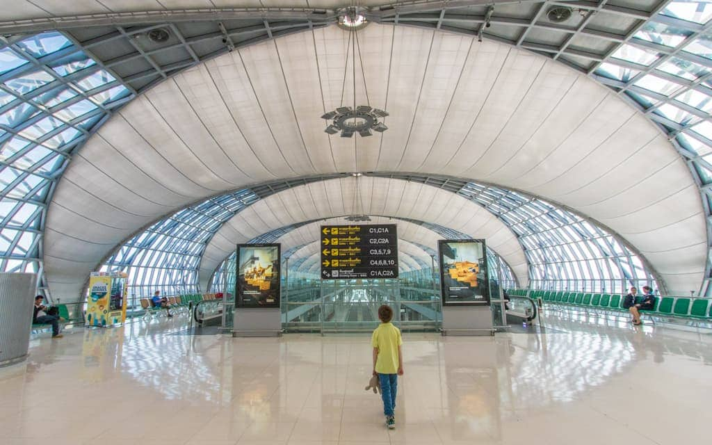 Airport tips: Traveling light through Bangkok