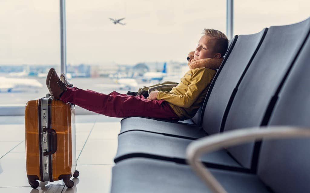 5 Airport Layover Solutions For Kids