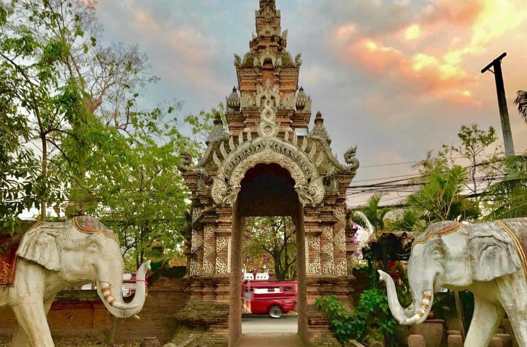4 Family Activities in Chiang Mai, Thailand