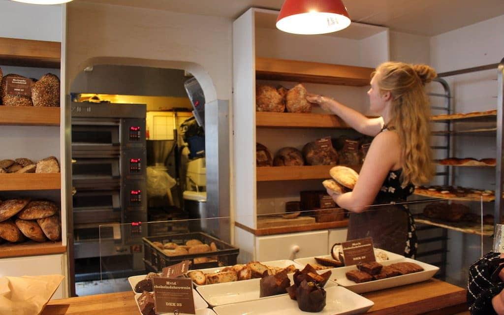 kid-friendly Copenhagen, Meyers Bageri bakery