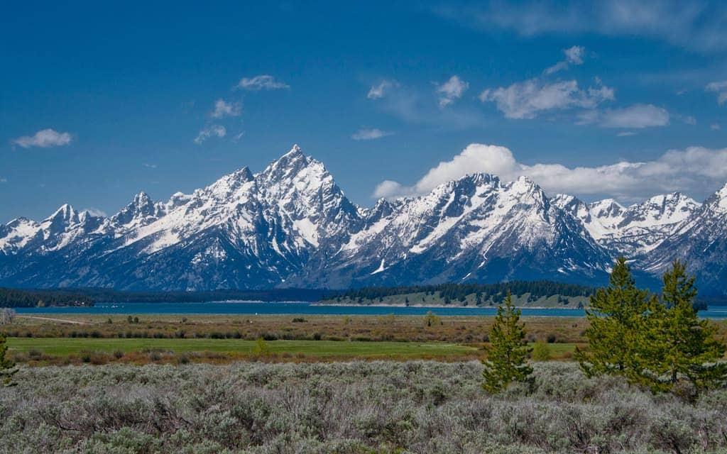 Grand Tetons National Park - National Parks