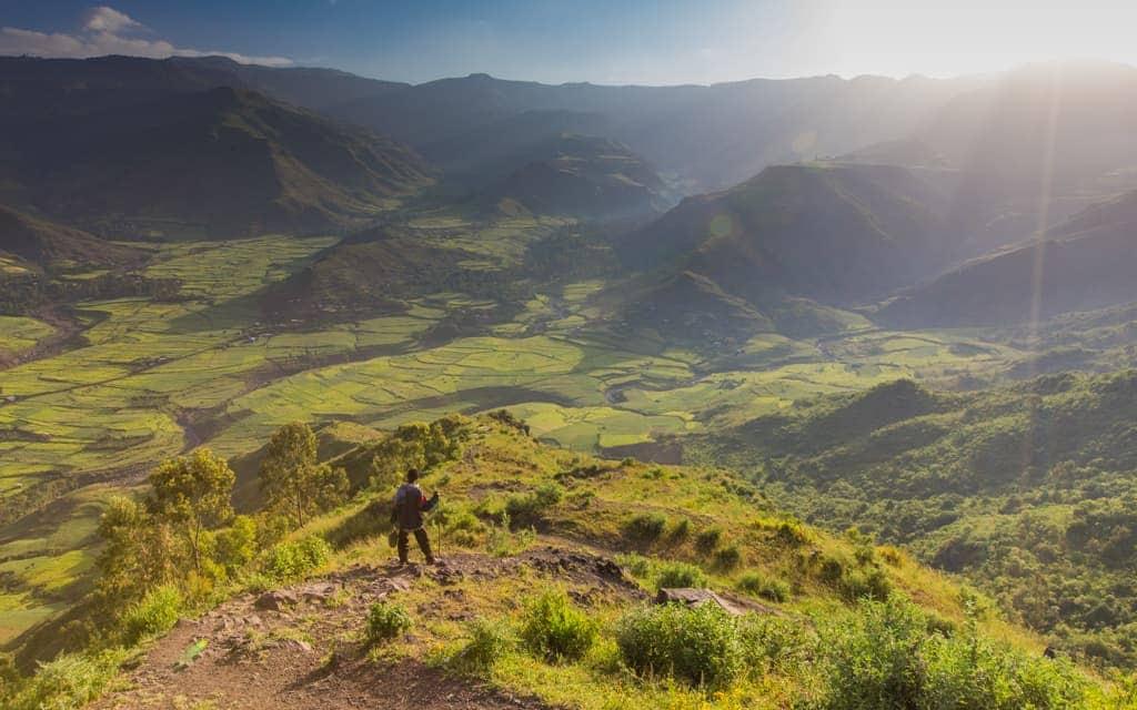 Travel inspiration: Outside Lalibela Ethiopia