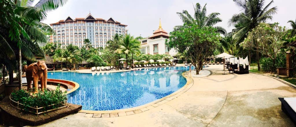 Shangri-la Chiang Mai a family friendly hotel