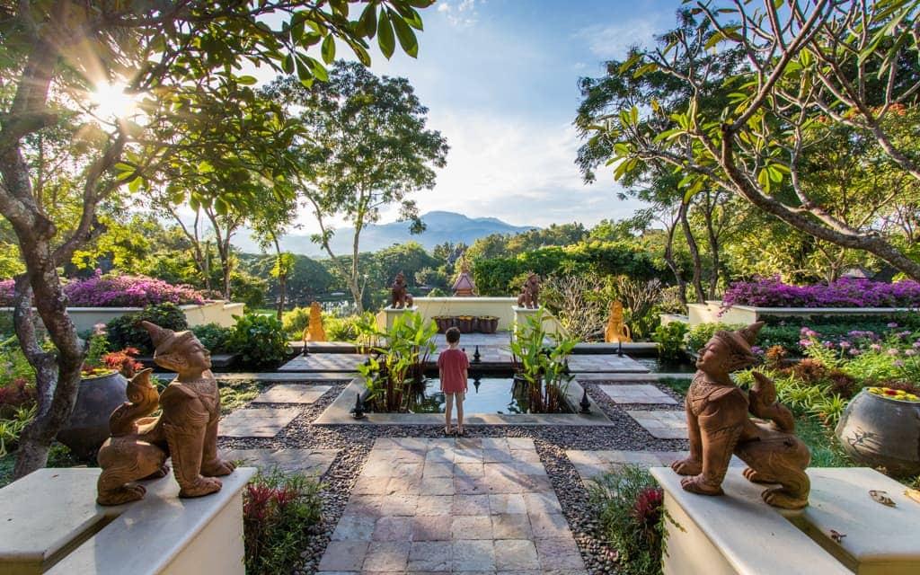 Travel inspiration: Morning in Chiang Mai, Thailand (Four Seasons Chiang Mai)