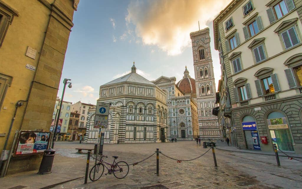 Travel inspiration: Florence