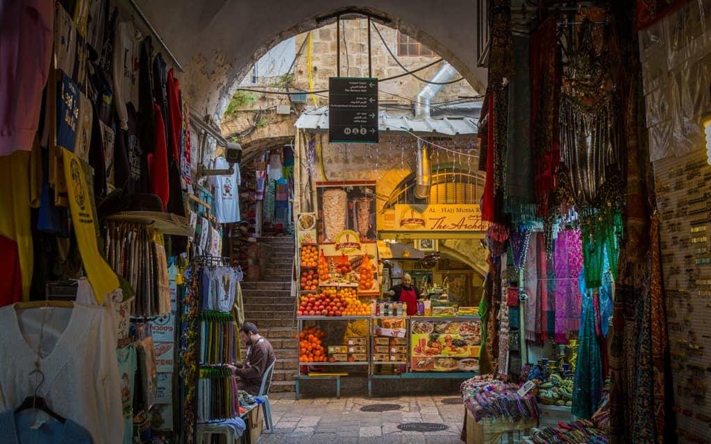 Travel inspiration: The Old City of Jerusalem