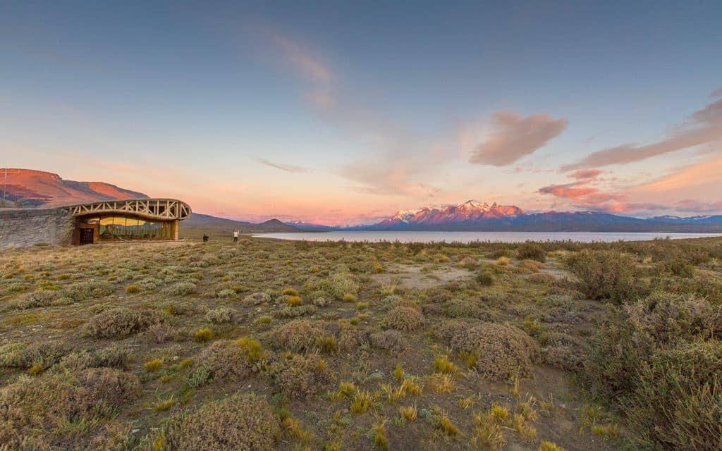 Extraordinary hotels: Tierra Patagonia