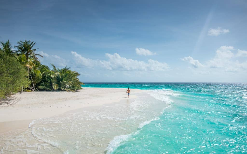 Travel inspiration: Kunfunadhoo Island, Baa Atoll Maldives