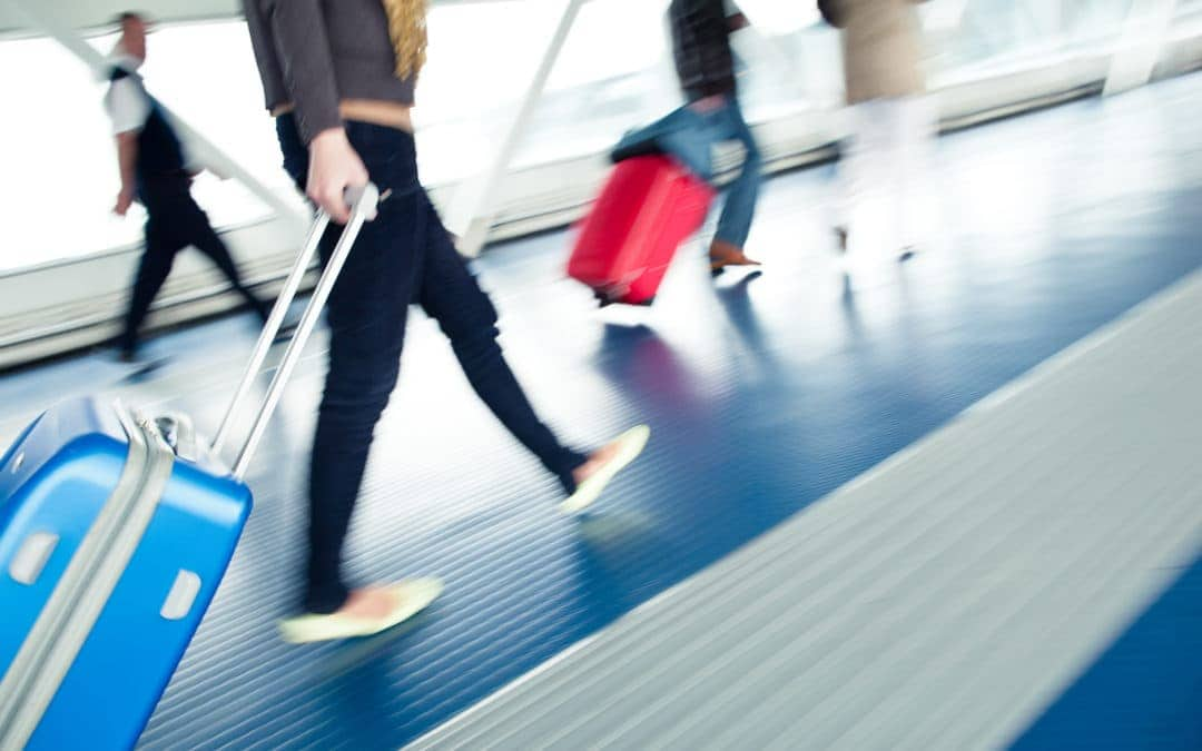 Fit Travel Tips: How to Stay Active at the Airport
