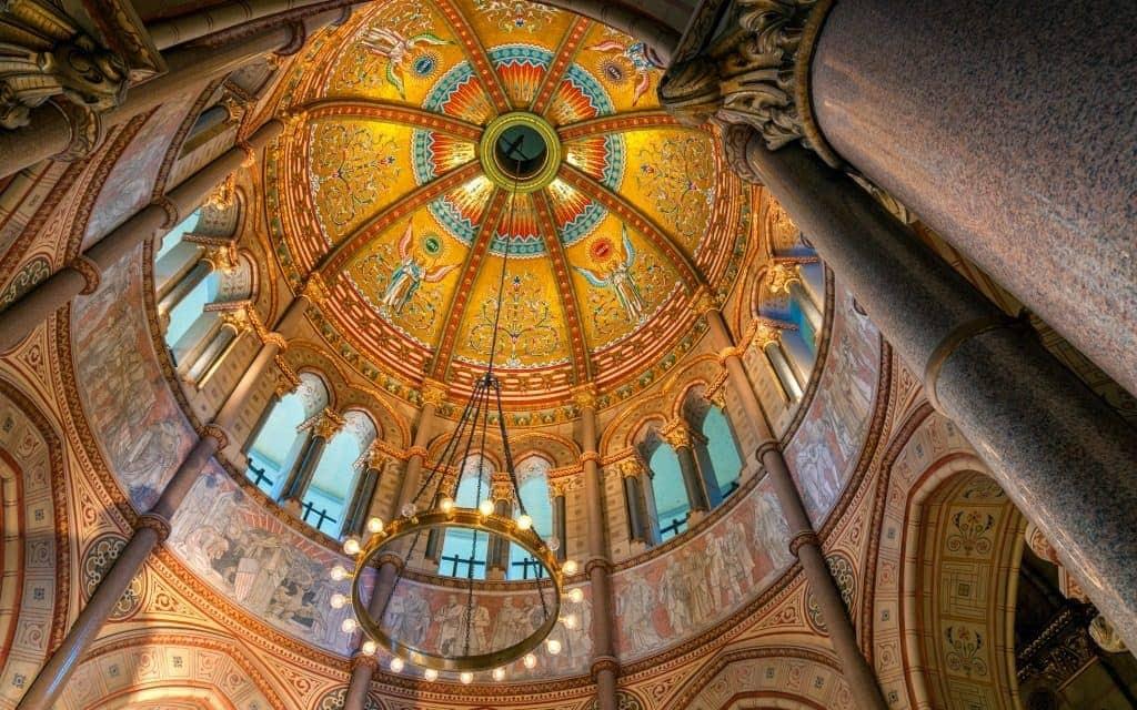 Garfield Rotunda Cleveland