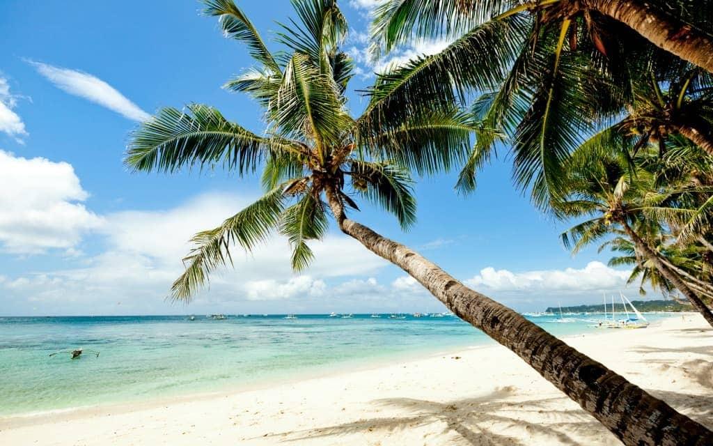 White Sand Beach Boracay Island