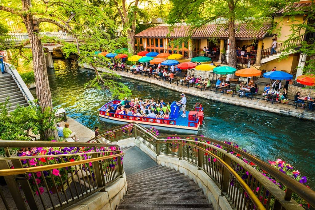 San Antonio, TX - Day Trips from Dallas