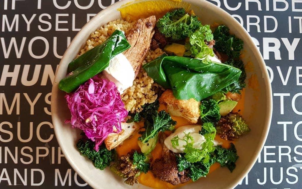 Prettiest food Australia - Nourish Bowl