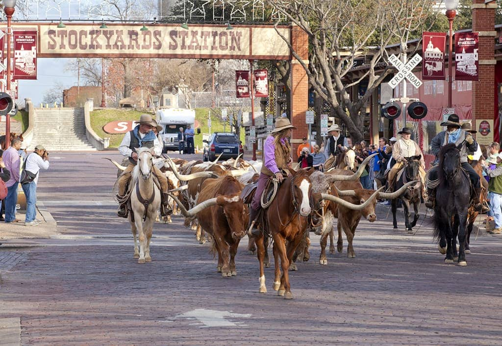 Fort Worth, TX - Day Trips from Dallas