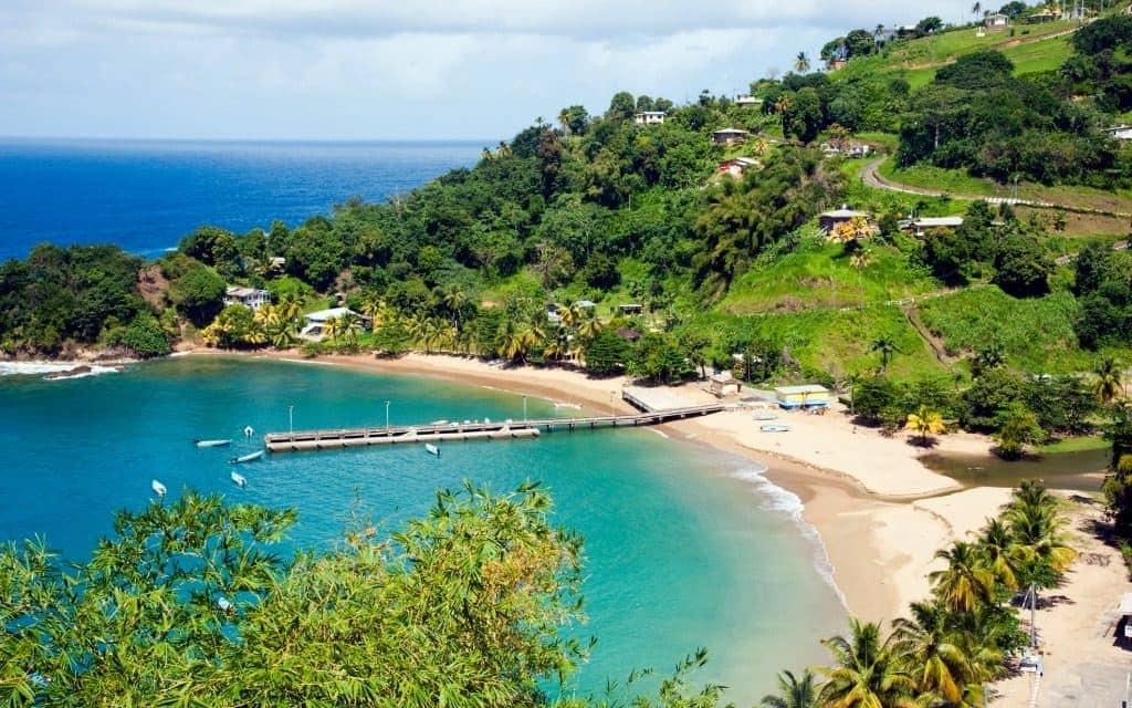 Under-The-Radar Honeymoon Destinations - Tobago