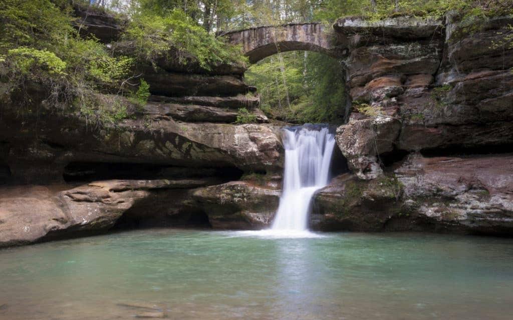Under-The-Radar Honeymoon Destinations - Hocking Hills State Park, Ohio