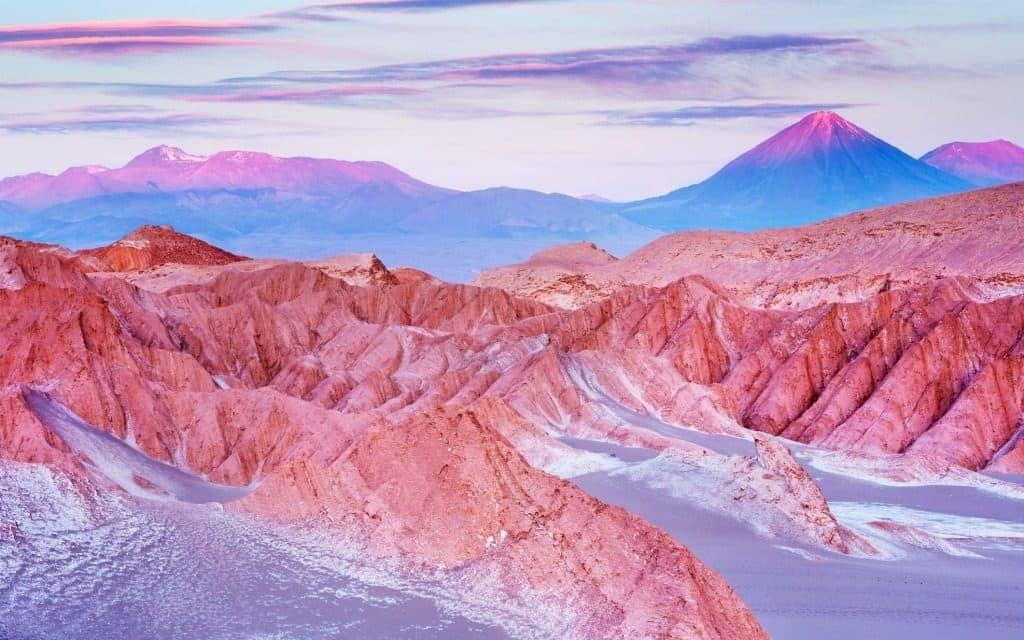 Under-The-Radar Honeymoon Destinations - Atacama Desert, Chile