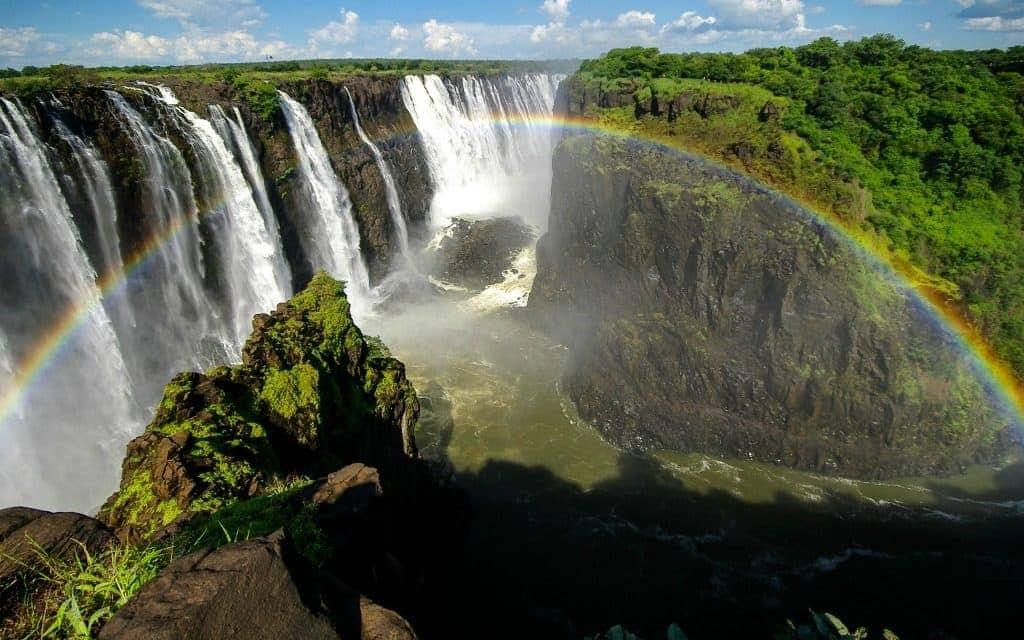 Under-The-Radar Honeymoon Destinations - Victoria Falls, Zambia