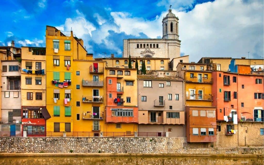 Cities in Spain - Girona