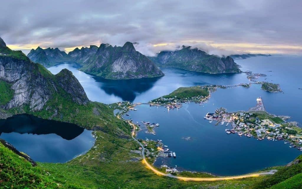 Under-The-Radar Honeymoon Destinations - Lofoten Islands, Norway