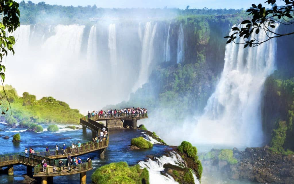 Under-The-Radar Honeymoon Destinations - Iguazu Falls