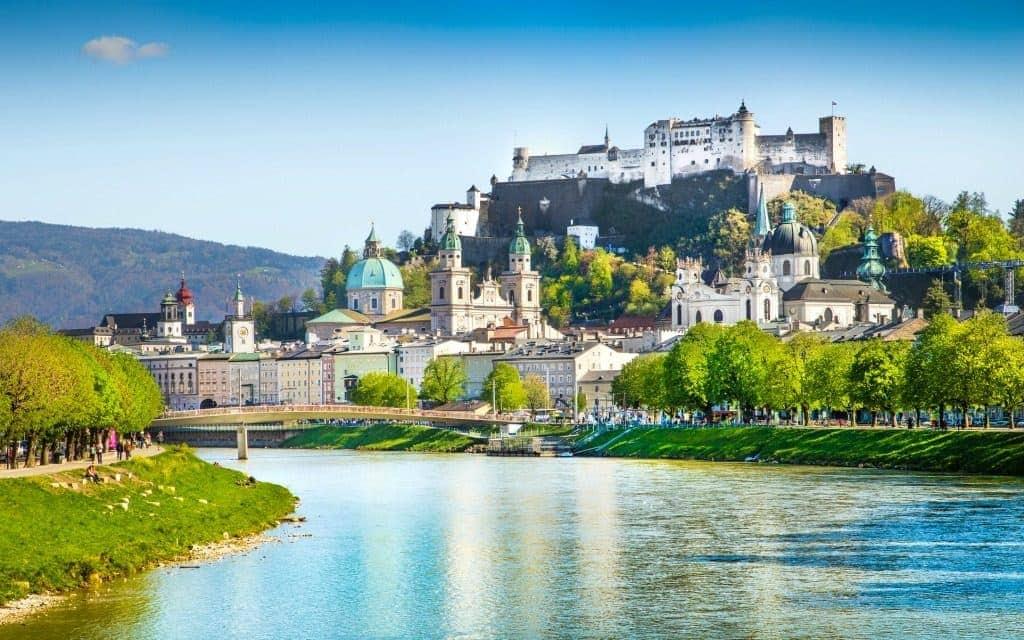 Under-The-Radar Honeymoon Destinations - Salzburg, Austria
