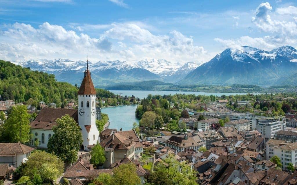 Under-The-Radar Honeymoon Destinations - Bern, Switzerland