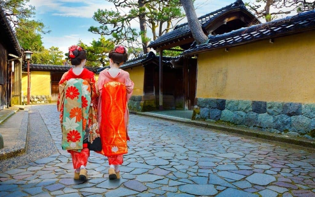 Under-The-Radar Honeymoon Destinations - Kanazawa, Japan
