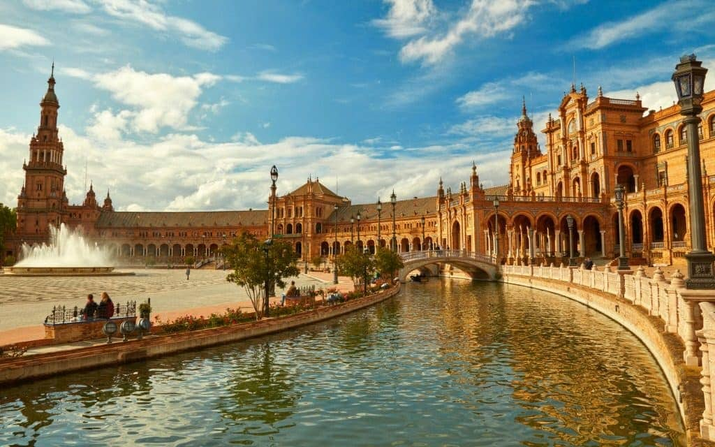 Cities in Spain - Seville