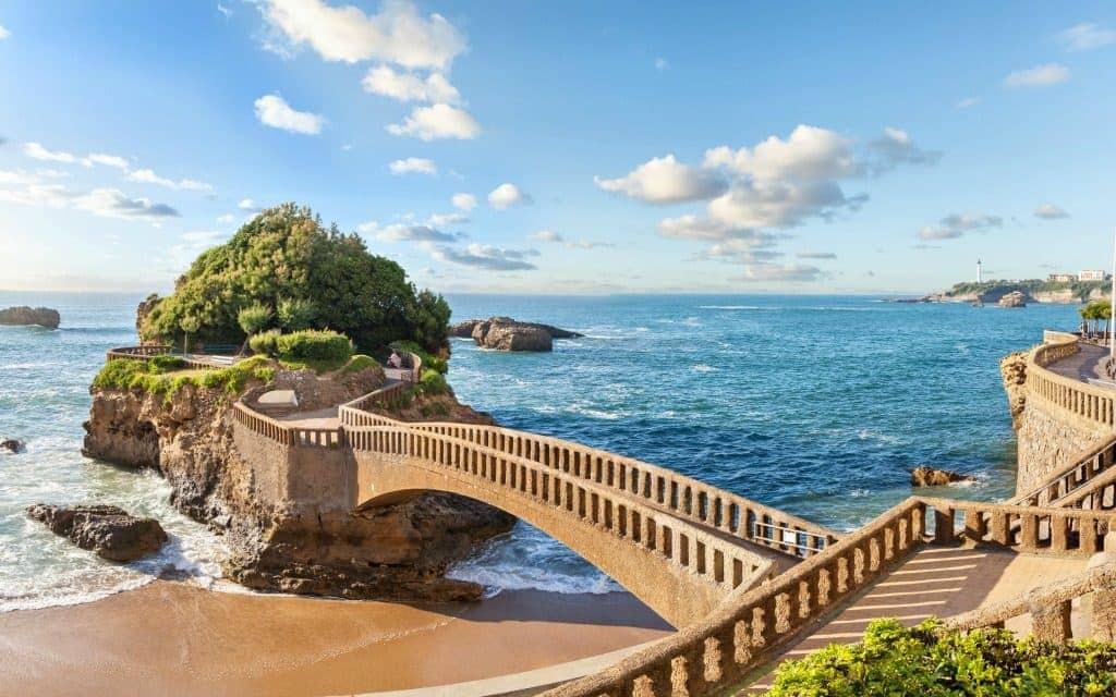 Under-The-Radar Honeymoon Destinations - Biarritz, France