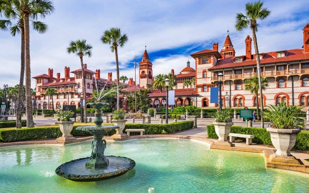 Flager College in St. Augustine, Florida