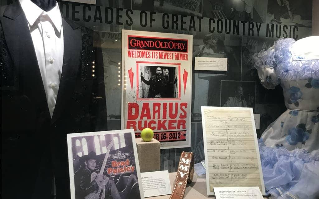 Grand Ole Opry Darius Rucker