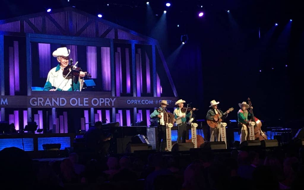 Riders in the Sky Grand Ole Opry