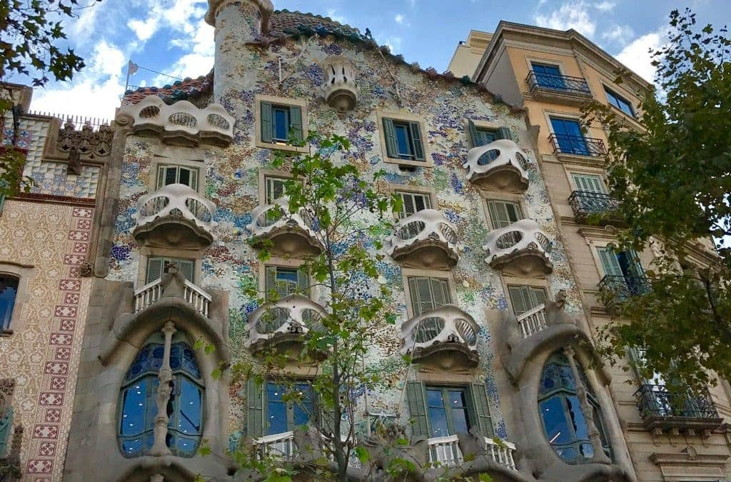 3 Breathtaking Days in Barcelona
