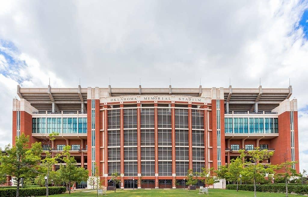 University of Oklahoma Stadium