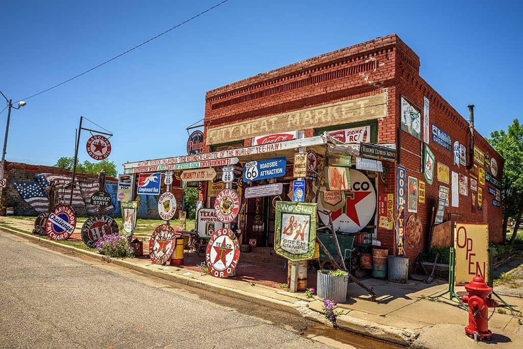 Oklahoma's Route 66