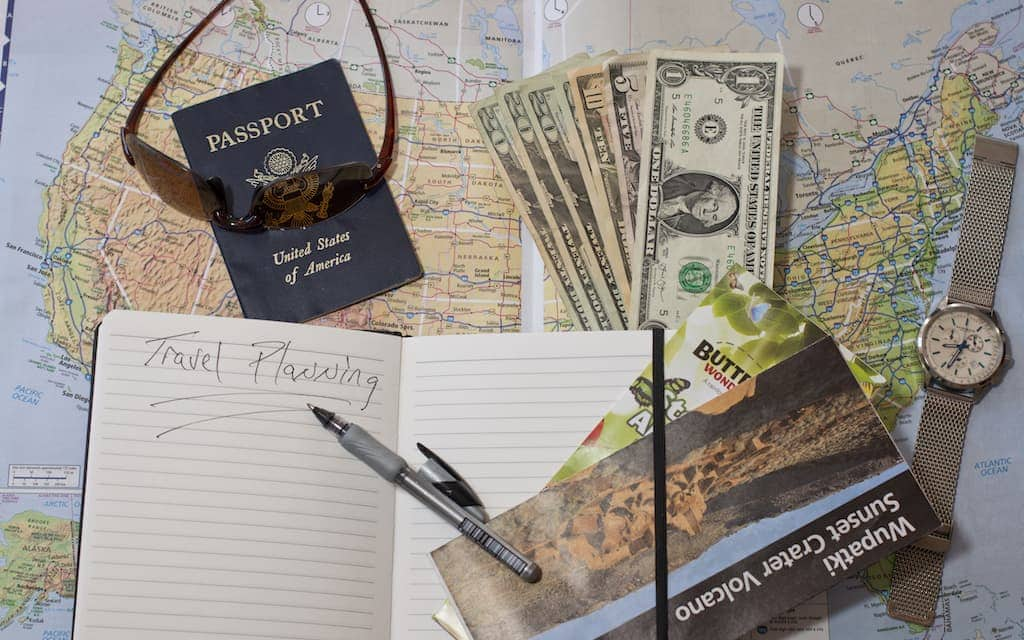 travel planning tips by MikesRoadTrip.com