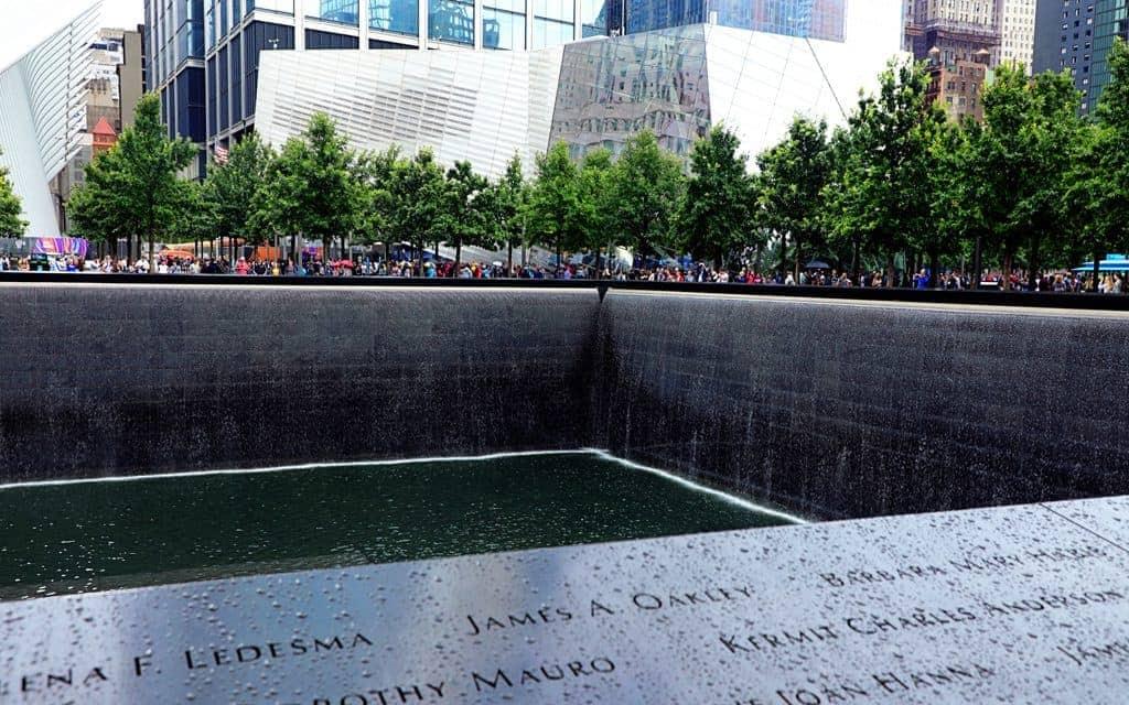 New York City - World Trade Center Memorial