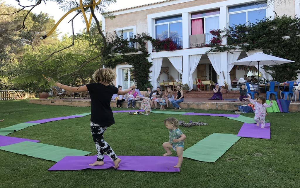 Baby-friendly luxury hotels - Hotel Mama, Spain