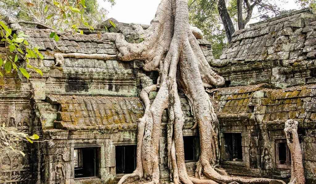 Siem-Reap-Cambodia temples
