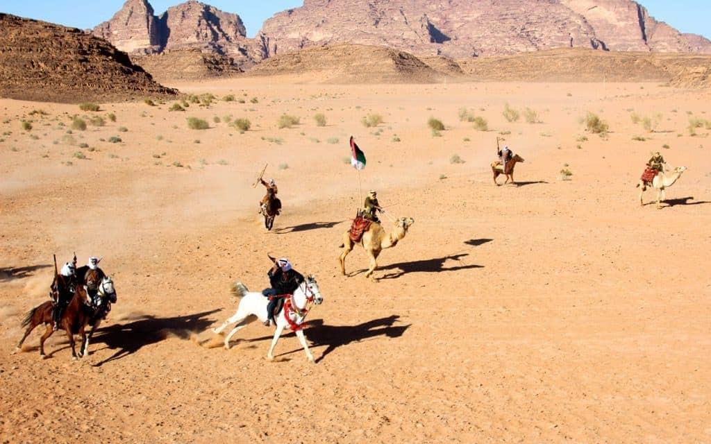 Bucket list activities: Bedouin camp