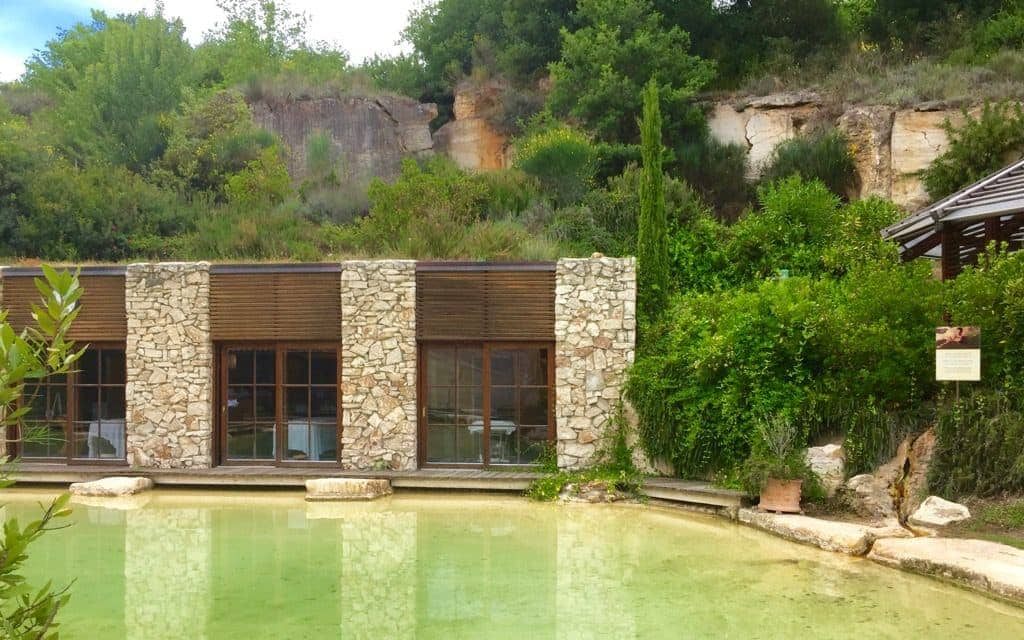 Hotel Adler Spa, Tuscany, Italy, luxury spa