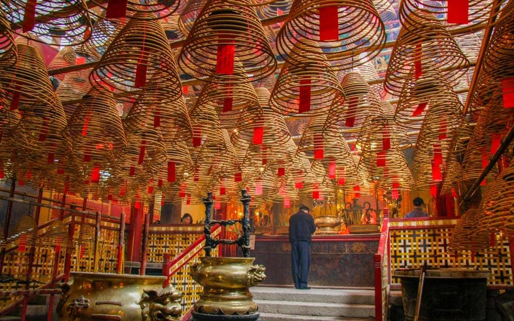 Bucket list cities: Hong Kong's Man Mo Temple