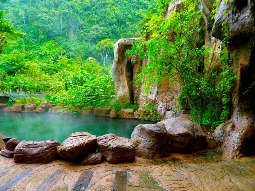 Banjaran Hotsprings Hotel and Spa, Ipoh, Malaysia, luxury spa