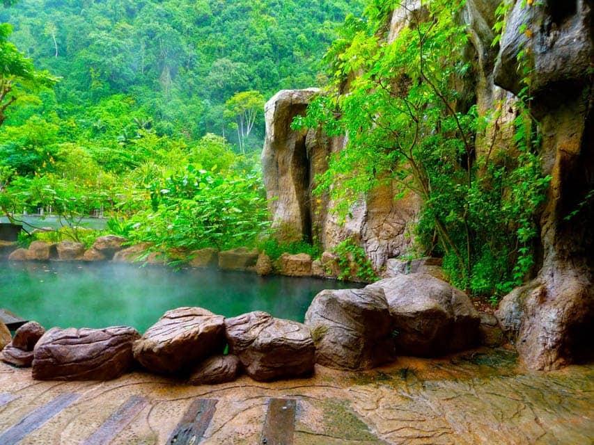 Banjaran Hotsprings Hotel and Spa, Ipoh, Malaysia, luxury spa